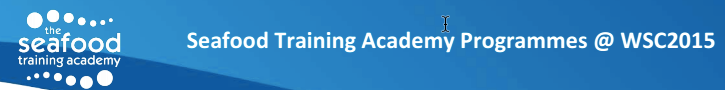 Seafood Academy banner